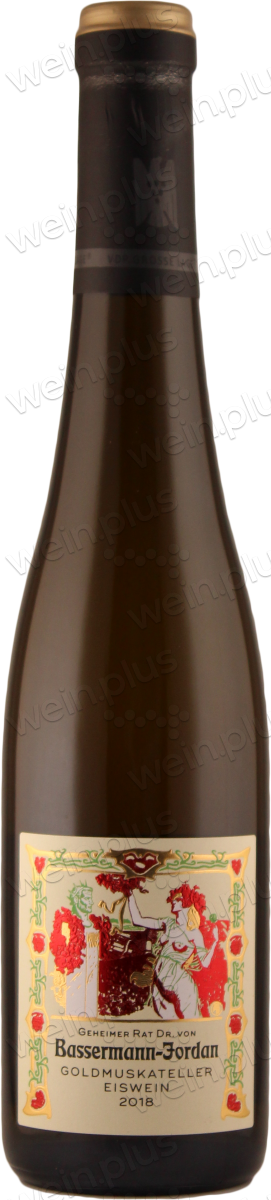 2018 Goldmuskateller ice wine VDP.Gutswein