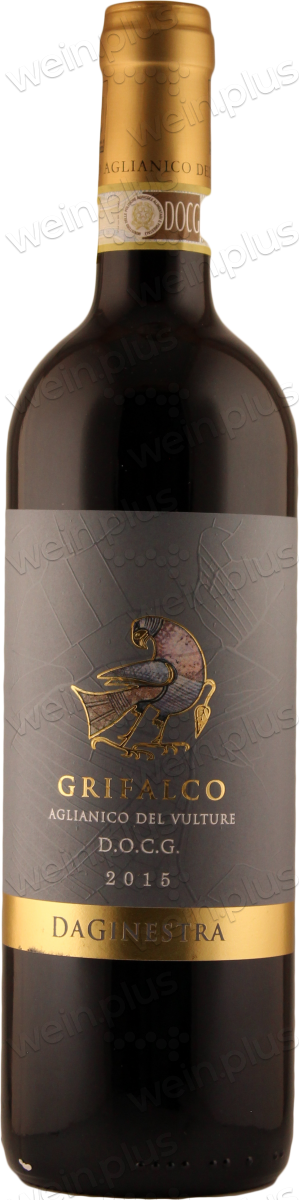 "2015 Aglianico del Vulture DOC ""Daginestra"""